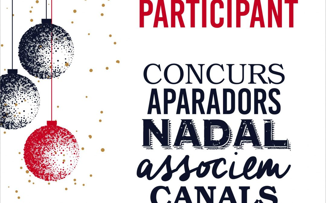 Nou concurs d'Aparadors en el Comerç Canalí