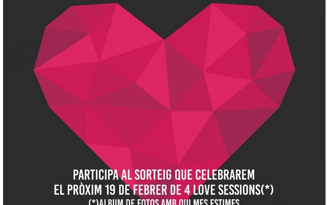 Nova Edicio Campanya Enamorats #LoveSession