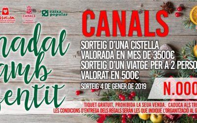 Canals, Nadals amb Sentit