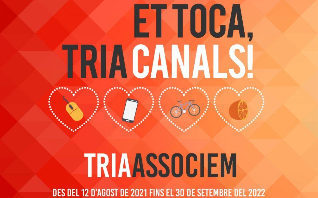 Campanya Et Toca, Tria Canals 2021